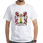 Holowinski Coat of Arms White T-Shirt