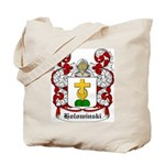 Holowinski Coat of Arms Tote Bag