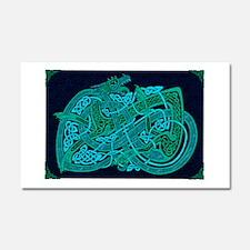 Celtic Best Seller Car Magnet 20 x 12