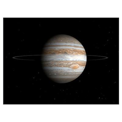 Jupiter, artwork Poster