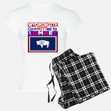 wyomingromneyflag.png Pajamas
