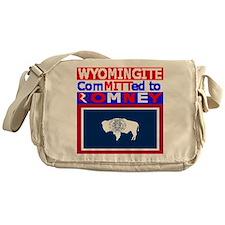 wyomingromneyflag.png Messenger Bag