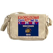 wisconsinromneyflag.png Messenger Bag