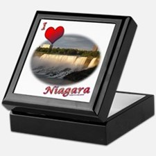 I Love Niagara Keepsake Box