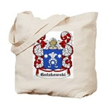 Gutakowski Coat of Arms Tote Bag