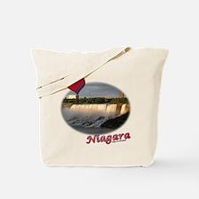 I Love Niagara Tote Bag
