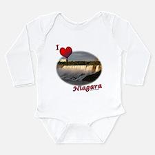 I Love Niagara Baby Outfits