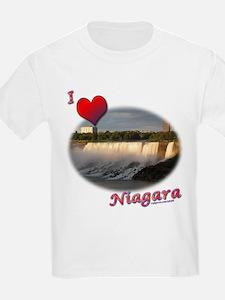 I Love Niagara T-Shirt