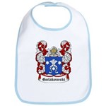 Gutakowski Coat of Arms Bib