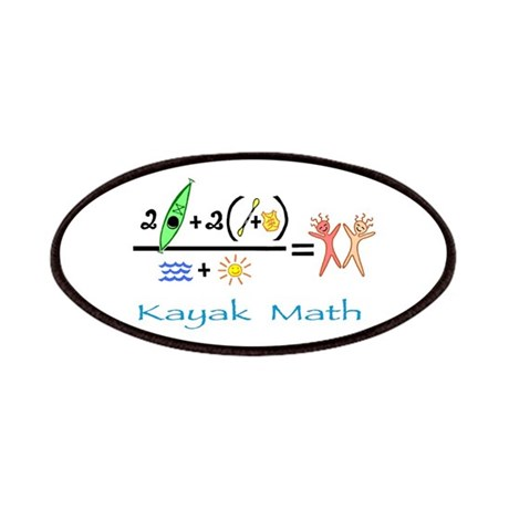 Kayak Math Patches by moonwink