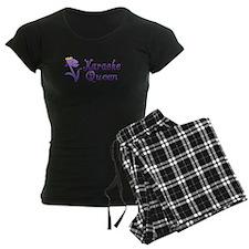 Karaoke Queen Pajamas