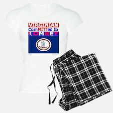 virginiaromneyflag.png Pajamas