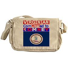 virginiaromneyflag.png Messenger Bag