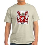 Gryf Coat of Arms Ash Grey T-Shirt