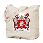 Gryf Coat of Arms Tote Bag