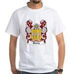 Groty Coat of Arms White T-Shirt