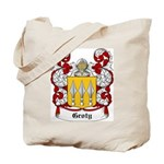 Groty Coat of Arms Tote Bag
