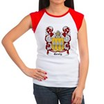 Groty Coat of Arms Women's Cap Sleeve T-Shirt