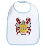 Groty Coat of Arms Bib