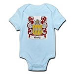 Groty Coat of Arms Infant Creeper