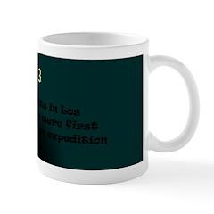 Mug: La Brea Tar Pits in Los Angeles, California w