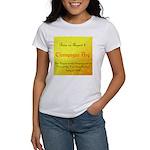 0804bt_champagneday T-Shirt