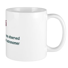 Mug: Spectrum of a comet was observed for the firs