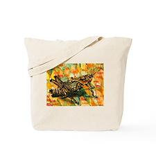 Glorious Grasshopper Tote Bag