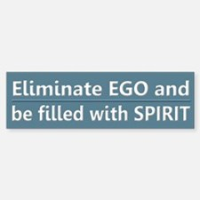 Spirit Filled ~ Bumper Bumper Sticker