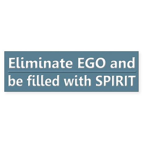 Spirit Filled ~ Sticker (Bumper)