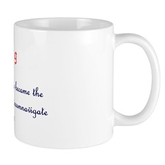 Mug: Columbia Rediviva became the first American s