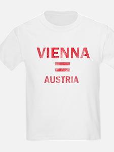 Vienna Austria Designs T-Shirt