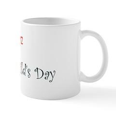 Mug: Middle Child's Day