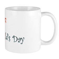 Mug: Middle Child's Day