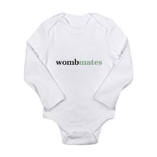 Wombmates_Green Body Suit