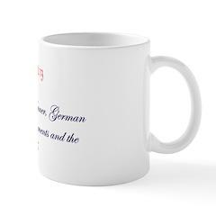 Mug: Johann Christoph Denner, German inventor of m