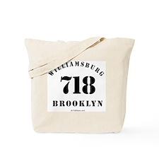 Williamsburg Tote Bag