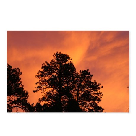 Fire in the Sky Postcards (Package of 8)