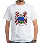 Emberk Coat of Arms White T-Shirt
