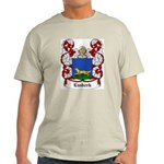 Emberk Coat of Arms Ash Grey T-Shirt