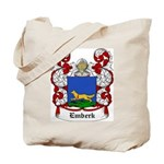 Emberk Coat of Arms Tote Bag