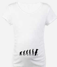 Humans evolve into penguins Shirt