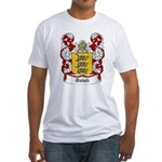 Dziuli Coat of Arms Fitted T-Shirt