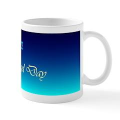 Mug: Be An Angel Day