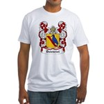 Dzienciol Coat of Arms Fitted T-Shirt