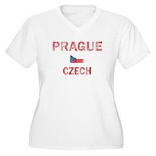 Prague Czech Designs T-Shirt