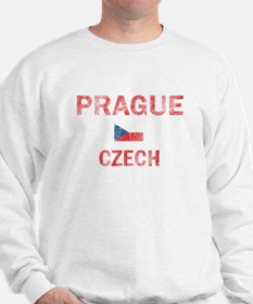Prague Czech Designs Sweatshirt