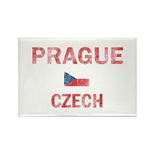 Prague Czech Designs Rectangle Magnet