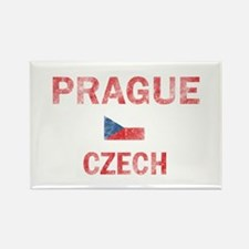Prague Czech Designs Rectangle Magnet