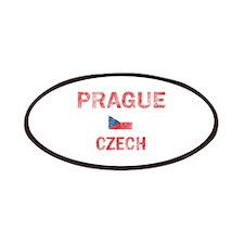 Prague Czech Designs Patches
